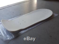 Vintage 1986 Rare Santa Cruz Rob Roskopp FOAM Skateboard Deck