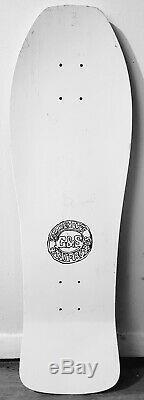 Vintage 1987 Gordan & Smith Neil Blender Faces Skateboard Deck (Not reissue)