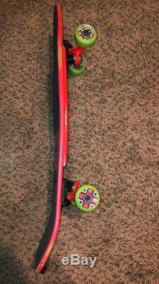 Vintage 1989 Powell Peralta Tony Hawk Claw Original Skateboard