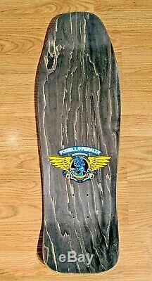Vintage 1990 NOS Powell Peralta Caballero Mechanical Dragon Skateboard Deck