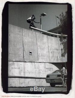 Vintage 1992 Jaya Bonderov Santa Cruz Slick Deck Skateboard NOS Naked Ladies 90s