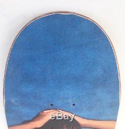 Vintage 1992 Jaya Bonderov Santa Cruz Slick Deck Skateboard NOS Topless Lady 90s
