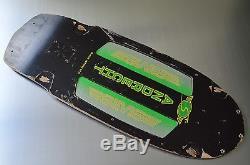 Vintage 70's ORIGINAL SIMS ANDRECHT S-PLY STING 11.0 Skateboard Deck