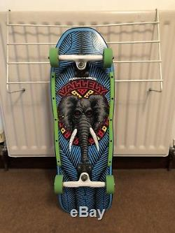 Vintage 80's Skateboard Collection. Powell and Peralta, Vision, Santa Cruz, More