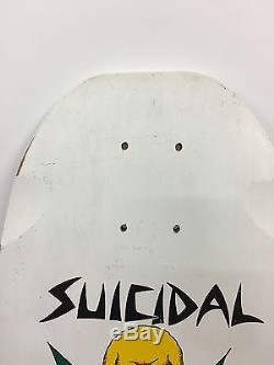Vintage 80's nos dogtown suicidal tendencies skateboard deck lance rare