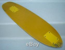 Vintage G&S FIBREFLEX Freestyle Skateboard Deck Gordon and Smith
