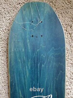 Vintage Jeff Grosso Santa Cruz skateboard deck NOS RARE not a reissue