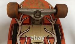 Vintage Jeff Kendall Jagermeister Santa Cruz Skateboard very rare collectible