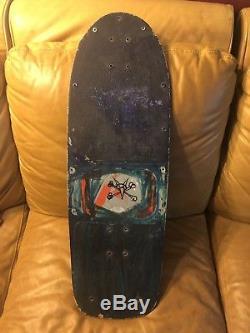 Vintage Kryptonics Skateboard Deck Competition Concave OG Original