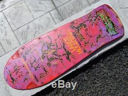 Vintage Lance Mountain Future Primitive Skateboard Deck OG Powell Peralta 1985