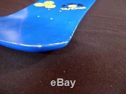 Vintage Lester Kasai Tracker Skateboard deck, NOS