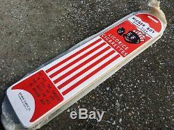 Vintage Lucky Boy 1960's wooden Skateboard decks National Licorice Co