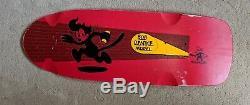 Vintage NOS 80s SEAFLEX BOB DENIKE skateboard deck Santa Cruz Powell rare og