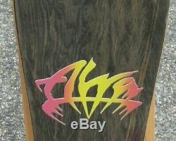Vintage NOS Alva Fred Smith Skateboard Vision Santa Cruz Powell Peralta Sims SMA