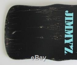 Vintage NOS Jimmy'z Skateboard Deck Skate Shoes Skater Skateboarding Surfing
