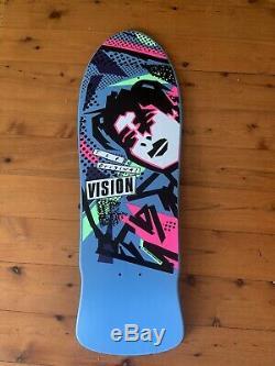 Vintage NOS Mark Gonzales GONZ Vision Skateboard