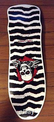 Vintage NOS powell peralta ripper skateboard deck 7 ply NOT A REISSUE