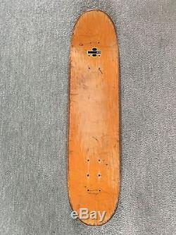 Vintage Natas 101 Graffiti skateboard deck