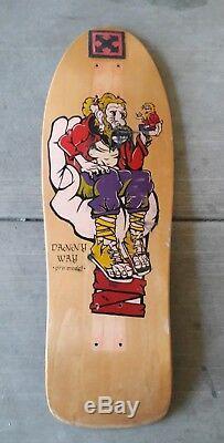 Vintage OG 80s Danny Way H STREET Rare skateboard Plan B Mark Gonzales Natas