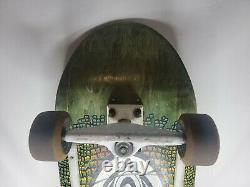 Vintage OG 80s Vision Gator Mark Rogowski Skateboard Deck Rare Skin