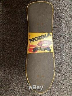 Vintage OG Vision Aggressor 2 80s Skateboard Deck Rare