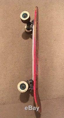 Vintage Old School SkateBoard 1983 Tony Hawk Powell Peralta Make An Offer