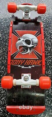 Vintage Original 1983 Powell Peralta Tony Hawk Hawk 1 Skateboard Deck RARE