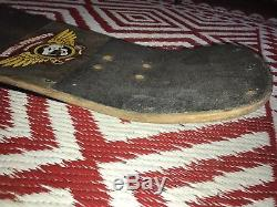 Vintage Powell Peralta Mike McGill Stinger Skateboard Deck