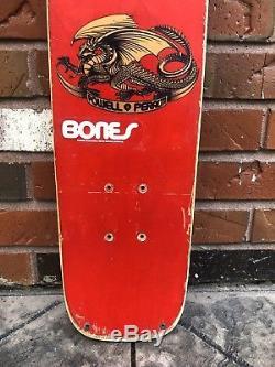 Vintage Powell Peralta Rodney Mullen Mutt Skateboard Deck
