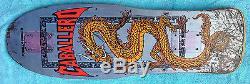 Vintage Powell Peralta Steve Caballero Chinese Dragon Skateboard Deck