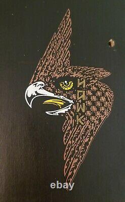Vintage Powell Peralta Tony Hawk Street Hawk Skateboard Deck 1989 NOS RARE