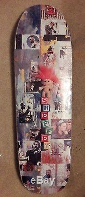 Vintage Rare 90s Sean Sheffey Plan B NOS Troll slick Gonz Natas