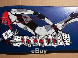 Vintage Rare Powell Peralta Ray Barbee Ragdoll skateboard deck