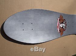 Vintage Rare Powell Peralta Steve Saiz Feather Totem skateboard deck
