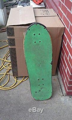 Vintage SMA Natas Black Panther Complete Skateboard