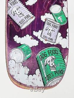 Vintage SMA World Industries Rodney Mullen Freestyle Skateboard Deck