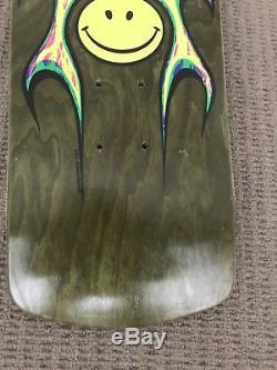 Vintage Schmitt Stix Skateboard Lucero Street Thing