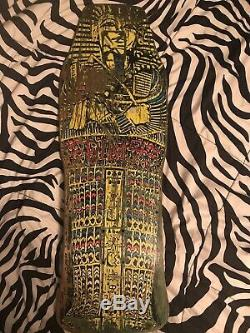 Vintage Sims Pharaoh Skateboard Deck PLEASE MAKE OFFER