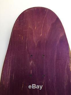 Vintage Skateboard. 101 Natas Kaupas Patriot Deck NOS