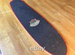 Vintage Skateboard G&S Fibreflex Bowlrider Original 70s