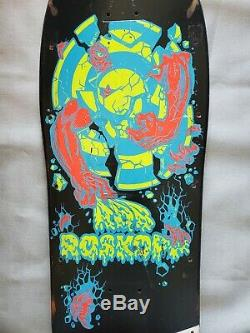 Vintage Skateboard Rob Roskopp Target 3 Santa Cruz Not A Reissue NO TOUCH UPS