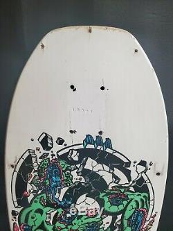 Vintage Skateboard Rob Roskopp Target 4 Santa Cruz