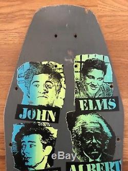 Vintage Skull Skates Dead Guys Skateboard Deck OG Rare 80s