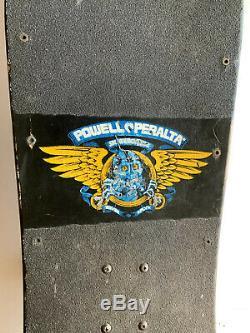 Vintage Steve Caballero Powell Peralta 1990 Complete Skateboard