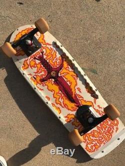 Vintage Tommy Guerrero Pro model powell peralta skateboard deck PIG