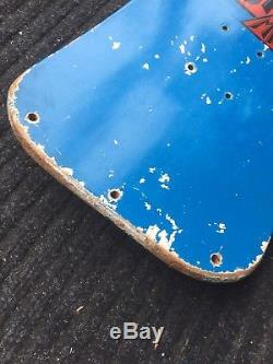 Vintage Vision Gator Mini Skateboard Deck