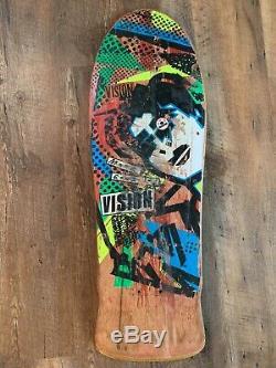 Vintage Vision Mark Gonzales Skateboard Deck