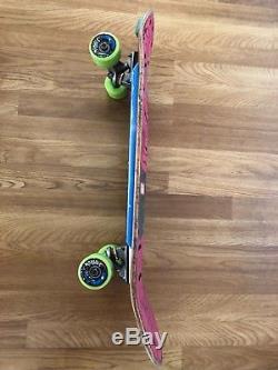 Vintage Vision Primo Desiderio V5 Skateboard Deck 88 OG Rare Complete
