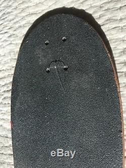 Vintage Vision Tom Groholski Jersey Devil Skateboard Grail Not NOS Old School