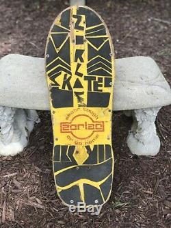 Vintage Zorlac Skate Board Deck RARE